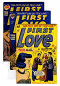 Golden Age (1938-1955):Romance, First Love Illustrated Short Box File Copy Group (Harvey, 1949-63)Condition: Average VF....