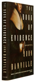 Books:Signed Editions, John Banville. The Book of Evidence. New York: Charles Scribner's Sons, 1989. First American edition. Signed b...
