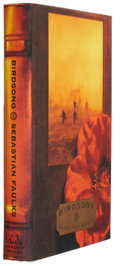 Books:Signed Editions, Sebastian Faulks. Birdsong. New York: Random House, [1996]. First U.S. edition. Signed by the author on the titl...