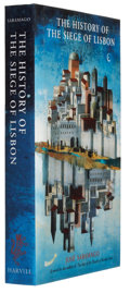 Books:Signed Editions, Jose Saramago. The History of the Siege of Lisbon. London:The Harvill Press, 1996. First UK edition. Signed b...