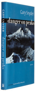 Books:Signed Editions, Gary Snyder. Danger on Peaks. Washington, D. C.: Shoemaker Hoard, 2004. First edition. Signed and dated by the aut...