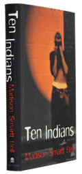 Books:Signed Editions, Madison Smartt Bell. Ten Indians. New York: Pantheon Books, 1996. First edition. Inscribed, signed and dated b...