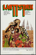 "Movie Posters:Black Films, Wattstax (Columbia, 1973). One Sheet (27"" X 41""). Black Films.. ..."