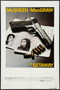 "Movie Posters:Action, The Getaway (National General, 1972). One Sheet (27"" X 41""). Action.. ..."