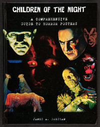 "Children of the Night (Gresham, 2007). Hardcover Book (294 Pages, 8.75"" X 11.25""). Horror"