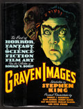 """Movie Posters:Horror, Graven Images (Grove Press, 1992). Hardcover Book (240 Pages, 9.25"""" X 12""""). Horror.. ..."""