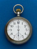 Timepieces:Pocket (post 1900), Hamilton, 17 Jewel, 18 Size, Non Running. ...