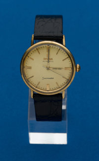 Omega, Gold Filled, Seamaster Parts Watch