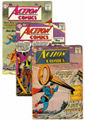 Silver Age (1956-1969):Miscellaneous, DC Silver Age Group (DC, 1960s) Condition: Average GD/VG....(Total: 78 Comic Books)