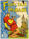 Golden Age (1938-1955):Funny Animal, Fairy Tale Parade #1 (Dell, 1942) Condition: FN....