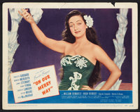 "On Our Merry Way (United Artists, 1948). Lobby Card (11"" X 14"") and Pressbook (11"" X 17"") (20 pp). C..."