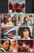 "Movie Posters:Rock and Roll, Tommy (Columbia, 1975). Lobby Cards (7) (11"" X 14""). Rock andRoll.. ... (Total: 7 Items)"