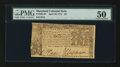 Colonial Notes:Maryland, Maryland April 10, 1774 $2 PMG About Uncirculated 50.. ...
