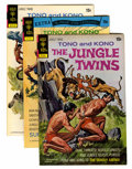 Bronze Age (1970-1979):Miscellaneous, The Jungle Twins #3-17 File Copies Group (Gold Key/Whitman,1972-75) Condition: Average VF/NM.... (Total: 15 Comic Books)