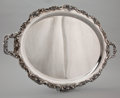 Silver Holloware, American:Trays, AN AMERICAN SILVER TRAY . Poole Sterling Co., Taunton, Massachusetts, 20th century. Marks: STERLING by Poole, (lion ramp...
