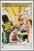 """Movie Posters:Adventure, Tarzan Lot (Paramount & NGC, 1968-70). One Sheets (2) (27"""" X41""""). Adventure.. ... (Total: 2 Items)"""
