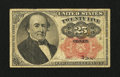 Fractional Currency:Fifth Issue, Fr. 1308 25¢ Fifth Issue Very Good-Fine.. ...