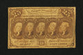 Fractional Currency:First Issue, Fr. 1281 25¢ First Issue Very Good.. ...