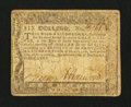 Colonial Notes:Maryland, Maryland December 7, 1775 $6 Very Fine.. ...