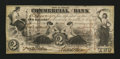 Obsoletes By State:Indiana, Terre Haute, IN- Commercial Exchange Bank $2 Aug. 3, 1858 . ...