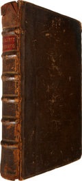 Books:First Editions, Antonio De Solis. The History of the Conquest of Mexico by theSpaniards. Done into English from the Original Sp...