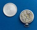 Timepieces:Pocket (post 1900), Vacheron & Constantin Platinum Pocket Watch. ...