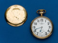 Timepieces:Pocket (post 1900), Ball 21 Jewel 16 Size Official RR Standard, B 265170. ...