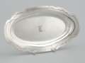 Silver Holloware, American:Trays, AN AMERICAN SILVER TRAY . Shreve & Co., San Francisco,California, circa 1910. Marks: SHREVE & CO, STERLING, SANFRANCISCO...