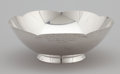 Silver Holloware, American:Bowls, AN AMERICAN SILVER BOWL . Tiffany & Co., New York, New York,circa 1950. Marks: TIFFANY & Co. MAKERS STERLING 23843.3 x...