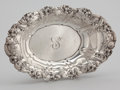 Silver Holloware, American:Bowls, TWO AMERICAN SILVER BOWLS . Whiting Manufacturing Company, NewYork, New York, circa 1905. Marks: (griffin with W) STERL...(Total: 2 Items)