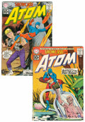 Silver Age (1956-1969):Miscellaneous, Showcase #34 and 35 The Atom Group (DC, 1961) Condition: AverageFR/GD.... (Total: 2 Comic Books)