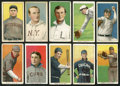 Baseball Cards:Lots, 1909-11 T206 White Border Collection (10). ...