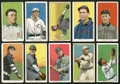 Baseball Cards:Lots, 1909-11 T206 White Border Collection (10) With G. Davis....