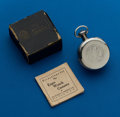 Timepieces:Other , Rare Expo Watch Camera With Instructions. ...