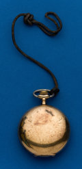 Timepieces:Pocket (post 1900), Hamilton Grade 937 Gold Filled Hunters Case. ...