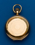 Timepieces:Pocket (pre 1900) , E. Howard Series XI Gold Filled Hunters Case. ...