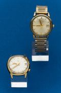 Timepieces:Wristwatch, Two - Bulova, 218 Accutrons. ... (Total: 2 Items)