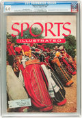 Magazines:Sports, Sports Illustrated V1#2 (Time Inc., 1954) CGC FN 6.0 Off-white to white pages....