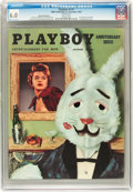Magazines:Vintage, Playboy V2#1 (HMH Publishing, 1954) CGC FN 6.0 White pages....