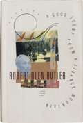 Books:Signed Editions, Robert Olen Butler. A Good Scent From a Strange Mountain. New York: Henry Holt and Company, [1992]. First edition. ...