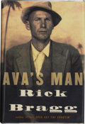 Books:Signed Editions, Rick Bragg. Ava's Man. New York: Alfred A. Knopf, 2001. First edition. Signed and dated by the author in Washingto...