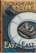 Books:Signed Editions, T. Coraghessan Boyle. East is East. [New York, et al.]: Viking, [1990]. First edition. Signed by the author on t...