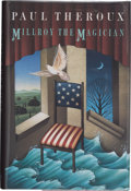 Books:Signed Editions, Paul Theroux. Millroy the Magician. New York: Random House, [1994]. First edition. Signed by the author on the tit...