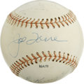 Autographs:Baseballs, New York Mets Old Timers Day Baseball Signed by 6. A half dozen fanfavorites have made their way to the official Little Le...