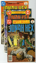 Bronze Age (1970-1979):Western, Jonah Hex #1 and 2 Group (DC, 1977-78) Condition: Average VF-.... (Total: 3 Comic Books)