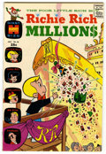 Bronze Age (1970-1979):Cartoon Character, Richie Rich Millions #42 File Copy (Harvey, 1970) Condition:NM-....