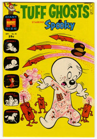 Tuff Ghosts Starring Spooky #40 File Copy (Harvey, 1971) Condition: NM-