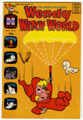 Bronze Age (1970-1979):Cartoon Character, Wendy Witch World #34 File Copy (Harvey, 1970) Condition: NM-....