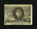 Fractional Currency:Second Issue, Fr. 1322 50c Second Issue About New....