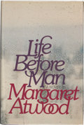 Books:Signed Editions, Margaret Atwood. Life Before Man. New York: Simon and Schuster, [1979]. First edition. Signed by the author on t...